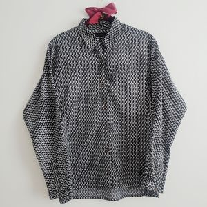 Volcom Button Up Blouse